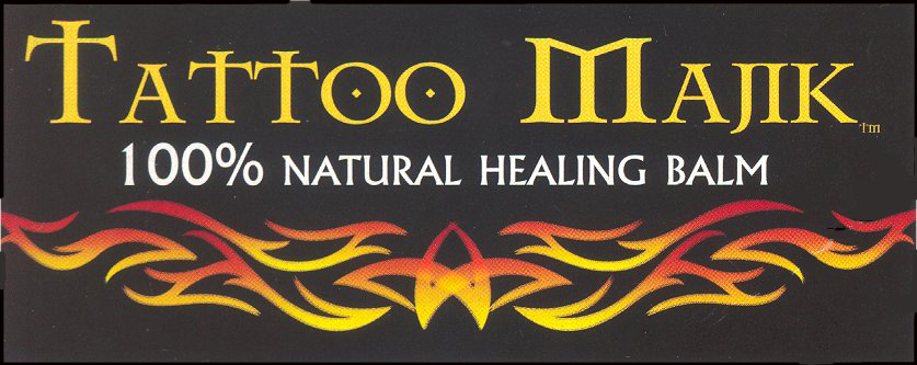 Tattoo Majik-The only aftercare solution!!!